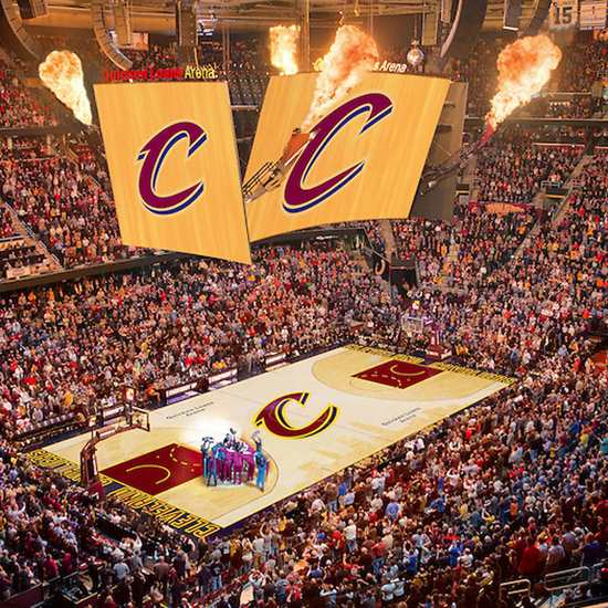 CLE Major Attractions: Sports