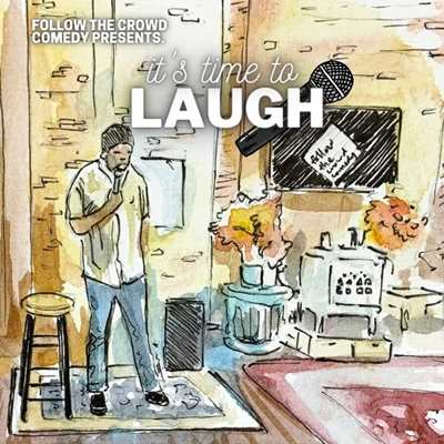 It's Time To Laugh - A Limited Capacity Pop-up Comedy Show