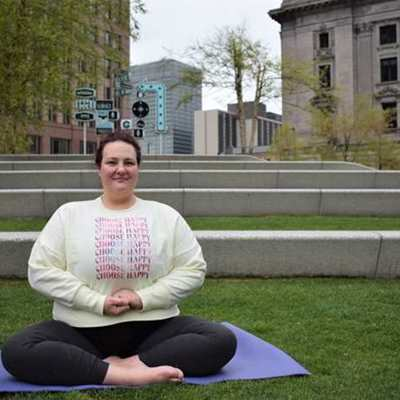 Yoga on The Green presented by Studio 11 with Julie Brown
