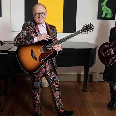 PETER ASHER: A MUSICAL MEMOIR OF THE 60S AND BEYOND