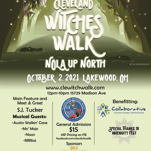 Cleveland Witches Walk