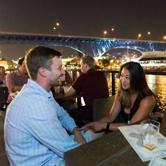 Downtown Cleveland's Best Patios