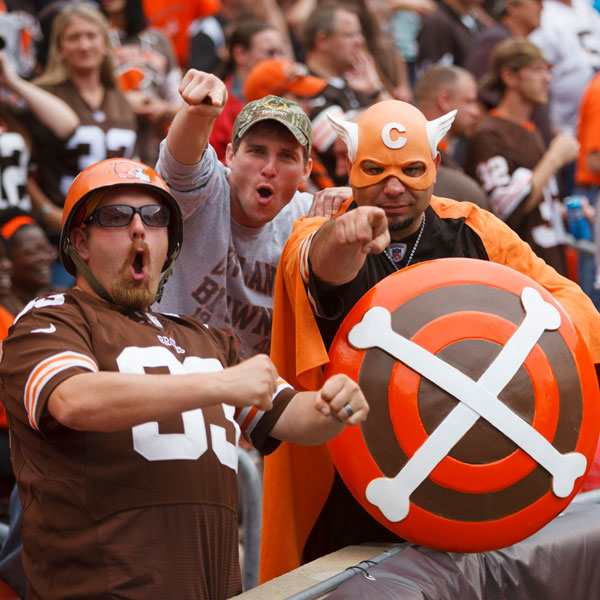 Trip Planner: Football in the Land