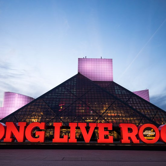 Cleveland's Rock History