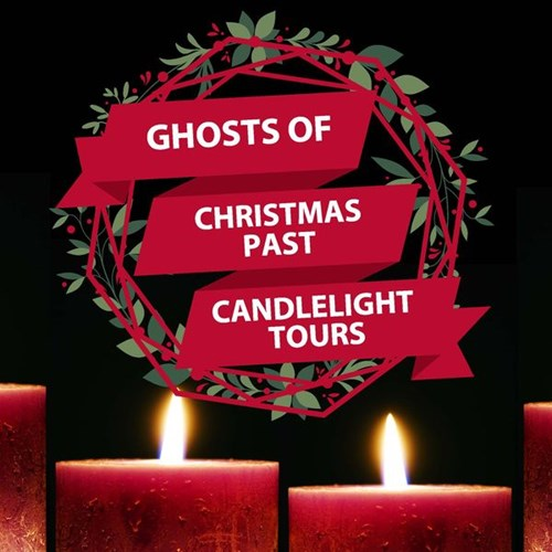 Ghosts of Christmas Past Candlelight Tour