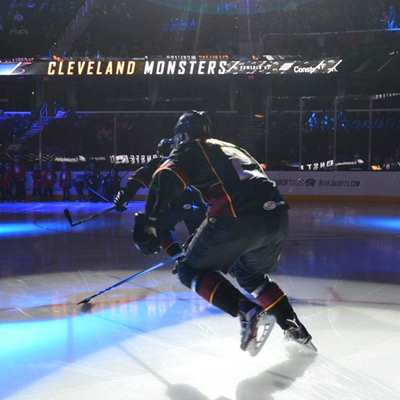 Cleveland Monsters v. Toronto Marlies