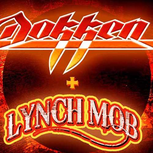 Dokken + Lynch Mob