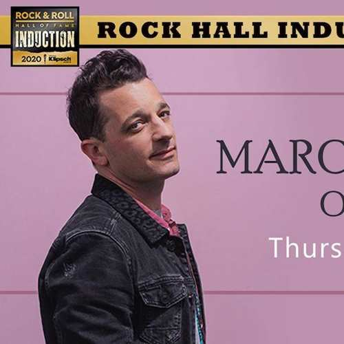 Marc Roberge of O.A.R.