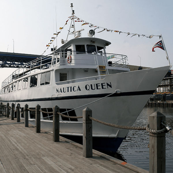 New Year's Eve Gala on the Nautica Queen