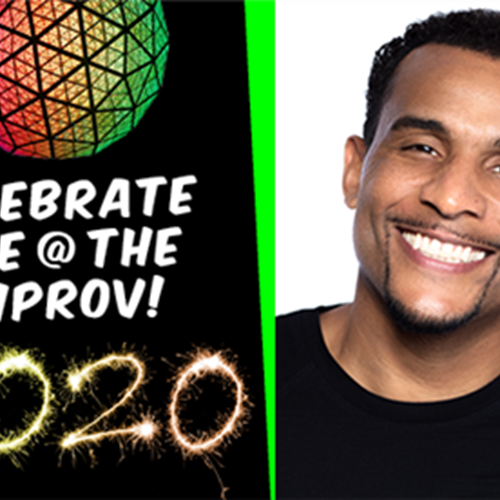 New Year's Eve with David A. Arnold at The Improv