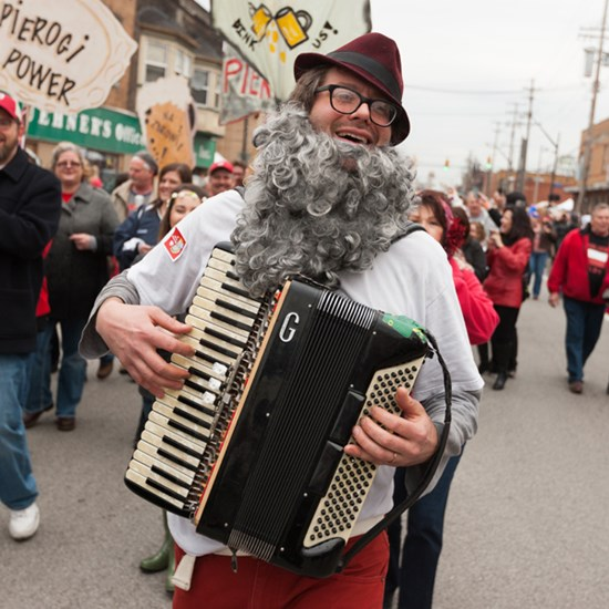 April: Dyngus Day