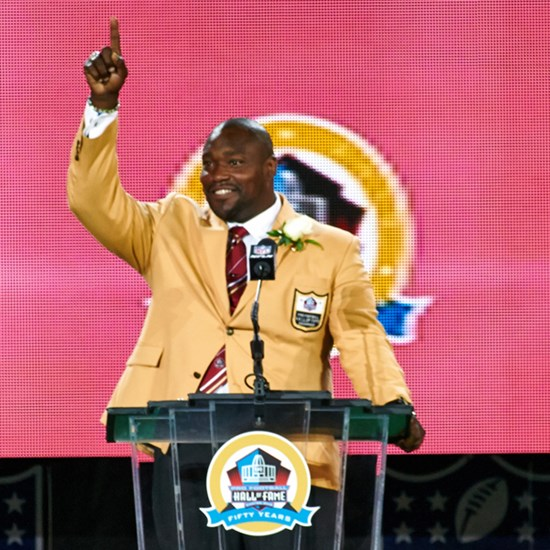 August: Pro Football Hall of Fame Enshrinement Festival