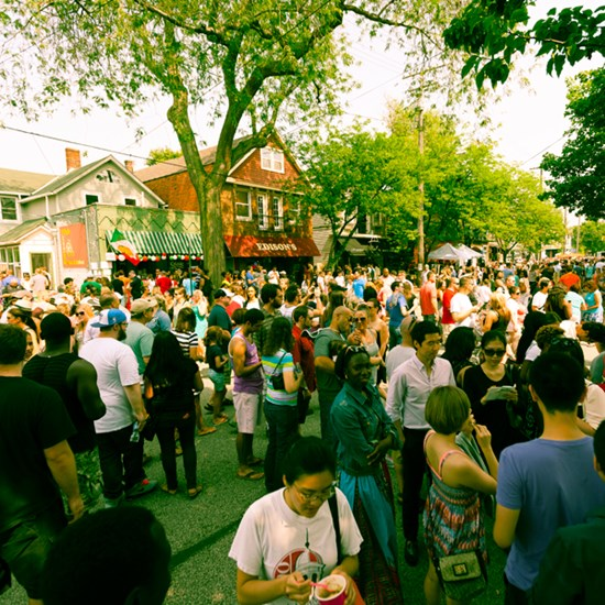 July: Taste of Tremont