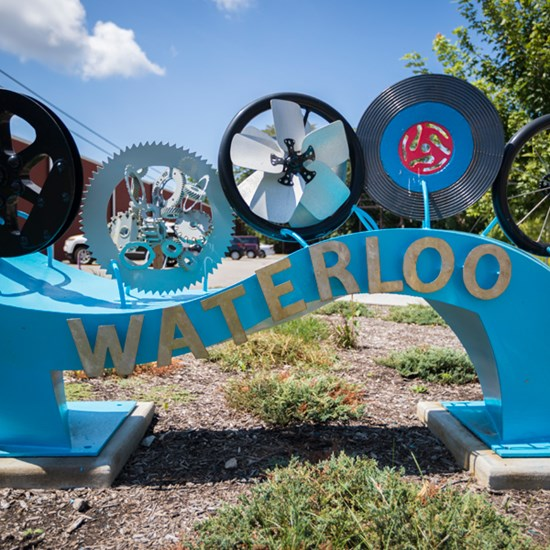 June: Waterloo Arts Fest