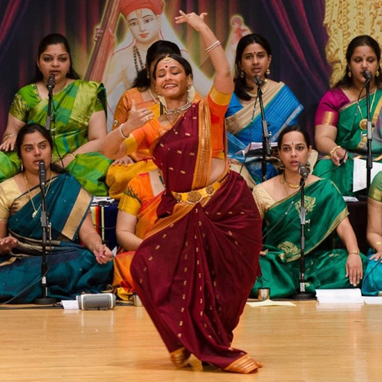 April: The Cleveland Thyagaraja Festival