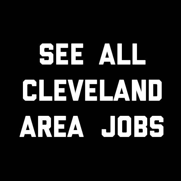 All Jobs in Cleveland