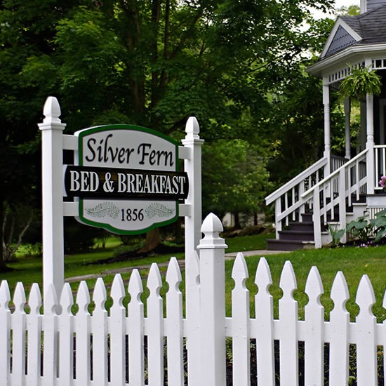 Silver Fern Bed and Breakfast