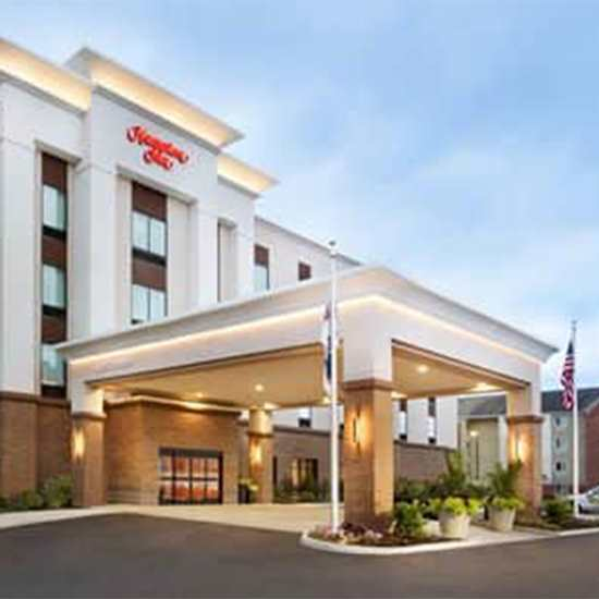 Hampton Inn (North Olmsted/Cleveland Airport)