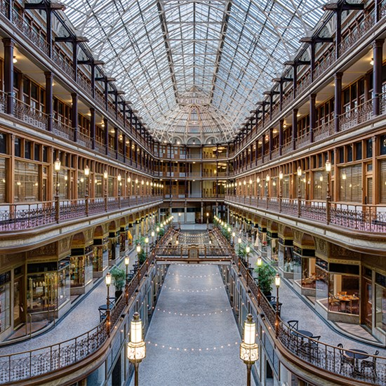 Hyatt Regency (Cleveland at The Arcade)
