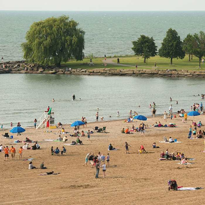 Edgewater Park Cleveland Oh This