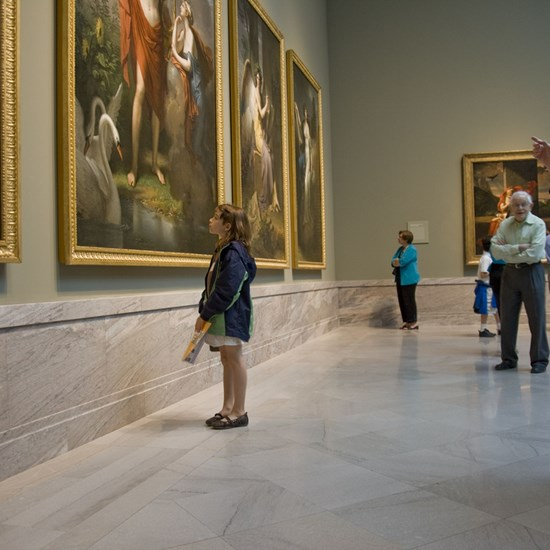 Museum of Art Included in Travel Channel's Top List