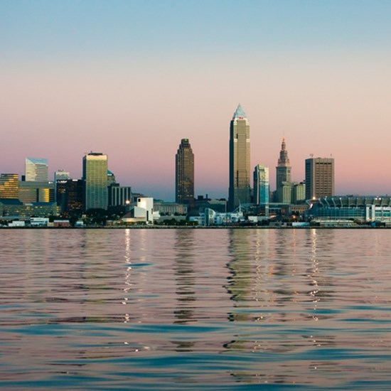 Cleveland rocks: No 'mistake' about it