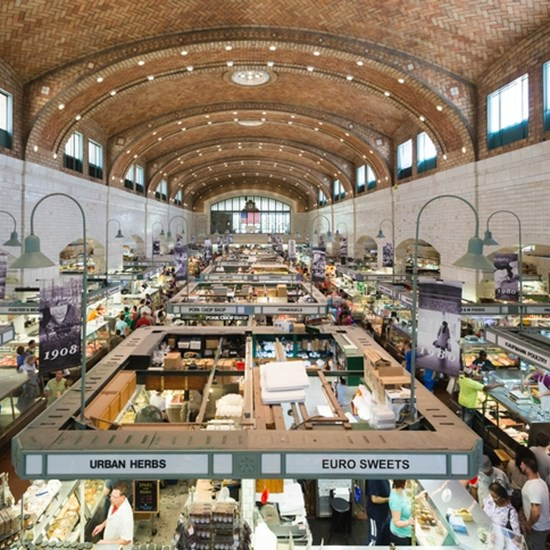 Cleveland's West Side Market Is A National Treasure