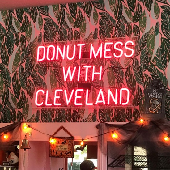 Cleveland's Brewnuts makes doughnuts with beer