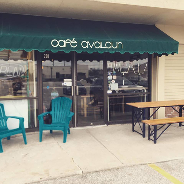 Cafe Avalaun
