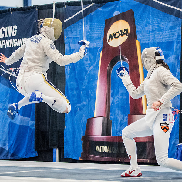 2019 NCAA National Collegiate Fencing Championships