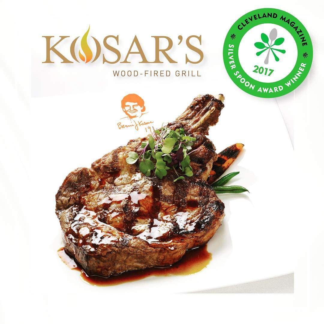 Kosar's Wood-Fired Grill