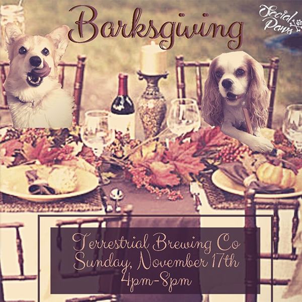 Barksgiving
