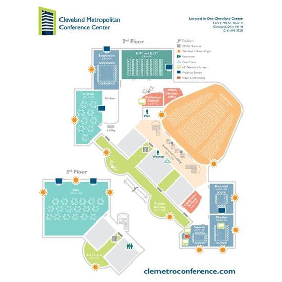 Cleveland Metropolitan Bar Association Conference Center
