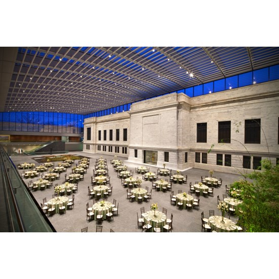 Catering by Provenance at The Cleveland Museum of Art